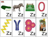 Flash Card Z
