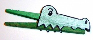 Alligator_Clothespin