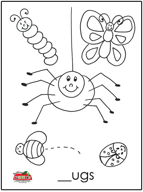 Bug Worksheets. Bug Worksheets. Worksheet. Handwritingworksheets At Mspartners.co