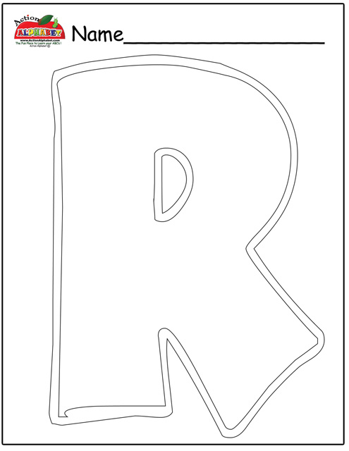 Letter R Activities | Preschool Lesson Plans