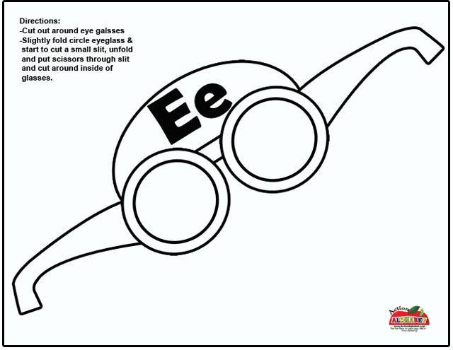 Letter E Activities Preschool Lesson Plans