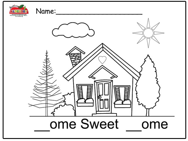 Galerry sweet home coloring games