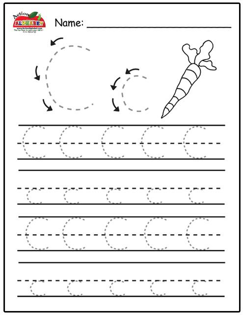Number Names Worksheets worksheets for letter c : Letter C Worksheet | Imperialdesignstudio