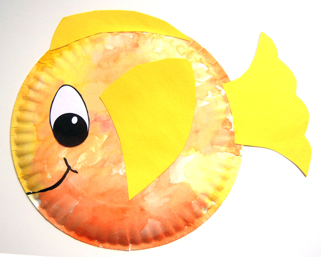 paper plate fish craft letter f activities preschool lesson plans 5108