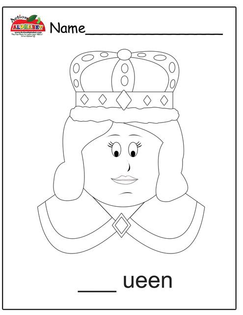 Letter Q Activities | Preschool Lesson Plans
